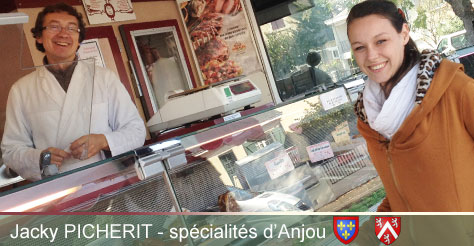 charcuterie Rillettes Rillauds Angers